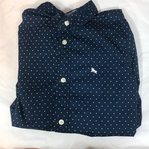 Other - Pok a dot Button Up
